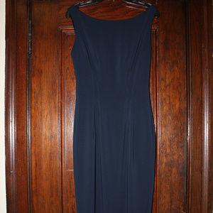 Pamela Barish Baltimore Dress Navy
